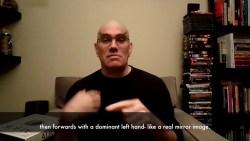 Jabberwocky Redux- ASL translation by Crom Saunders