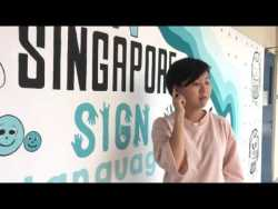 #whyisign (Singapore Sign Language)