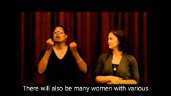 Deaf Women Day 2011