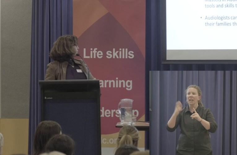 WAFDC Deaf Express 2019 – Helen Goulios