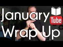 (Most of) January Wrap Up | BookTube