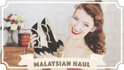 MASSIVE Malaysian Haul! // Make Up, Shoes and More!