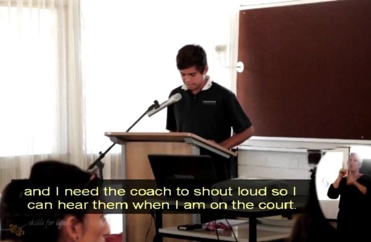 Deaf Express 2015: Khuba (Student)