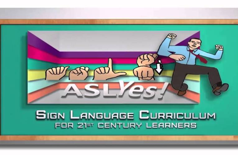 ASL Yes  Curriculum