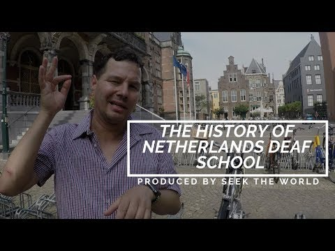 THE HISTORY OF NETHERLANDS DEAF SCHOOL
