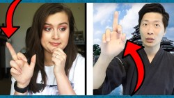 Deaf American Learns Japanese Sign Language (American Sign Language Vlog) | Rikki Poynter