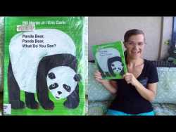 Panda Bear, Panda Bear, What Do You See? ASL Storytelling