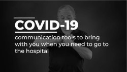 COVID-19 Healthcare Guide: bring communication tools