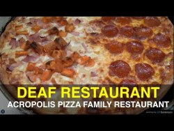 Deaf Owned Business | Acropolis Pizza Family Restaurant