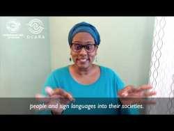 International Week of the Deaf | September 24, 2020
