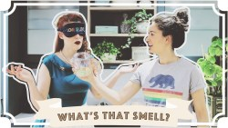 Do Deaf People Smell Better? // AD [CC]