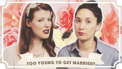 Too Young To Get Married? / Ask Your Lesbian Moms / AD