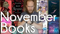 November Books Wrap Up | BookTube