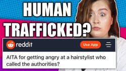 Hair Stylist Calls Cops On Deaf Client (Reddit AITA Reaction) | Rikki Poynter