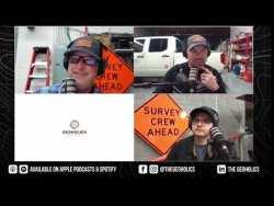 "Episode 070 - ""Surveying with Robert"" Martin, PLS"