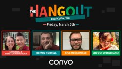 Deaf Coffee/Tea - THE HANGOUT - Convo
