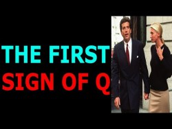 TRUMP TO JFK! THE FIRST SIGN OF Q