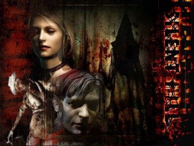 Silent Hill 2 desktop