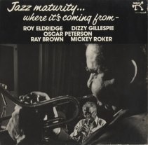 Dizzy+Gillespie+Jazz+Maturity+Where+Its+Coming+469863