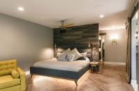 Contemporary Master Bedroom - Bedroom Ideas