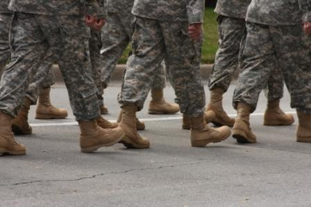 Sexual Assaults in the Military Reportedly Down