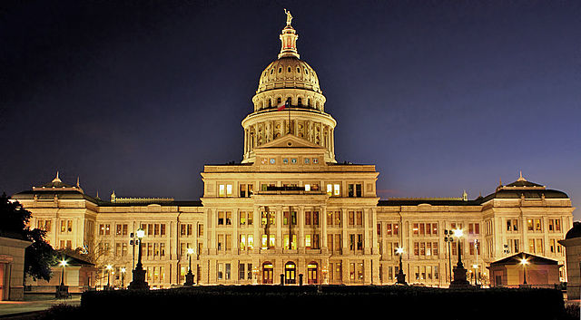 Texas 85th Legislative Sex Crime Laws September 1, 2017