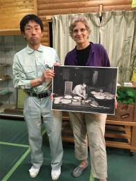 Learning about Minami from Mr. Furukawa