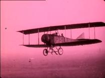 Filmens Vovehals aka Daredevil of the Movies (DK 1923) Emilie Sannom La fanciulla dell-aria (1)