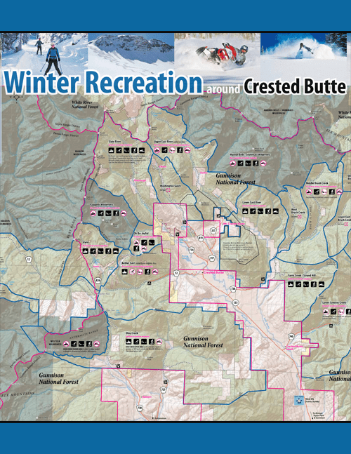 crested butte winter recreation info