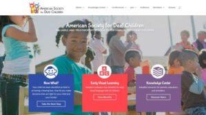 American Society for Deaf Children Image