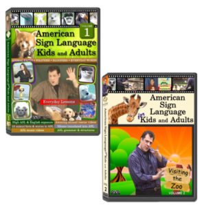 American Sign Language for Kids & Adults Image