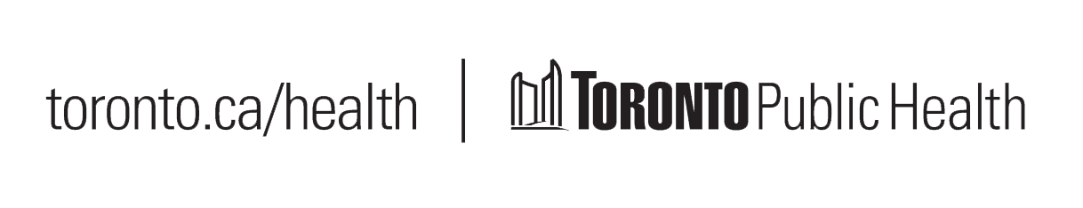 toronto.ca/health Toronto Public Health logo