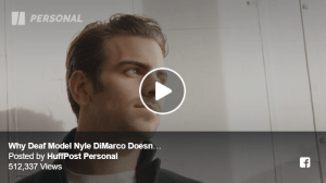 Why Deaf Model Nyle DiMarco Doesnt