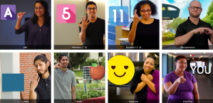 ASL Connect: Learn Basic ASL for free, online Image