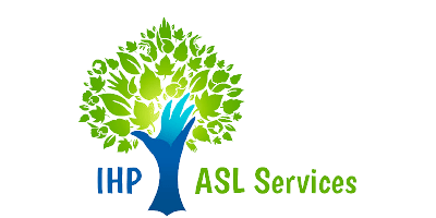 IHP ASL Services Graphic