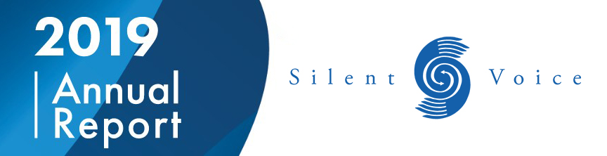 2019 Annual Report Silent Voice