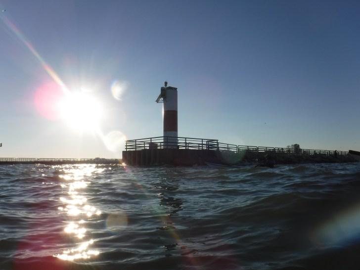 kayaking two rivers, wisconsin