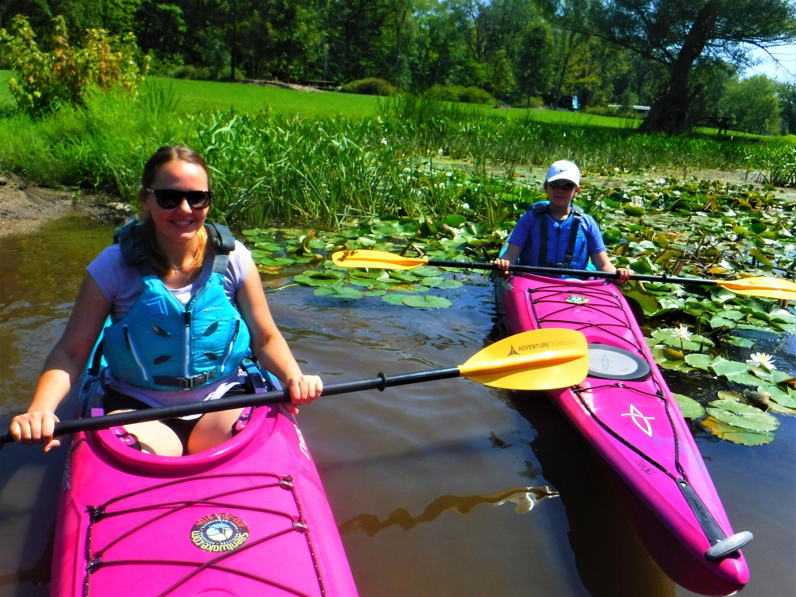 Kayak Kickstart – With Village of Grafton