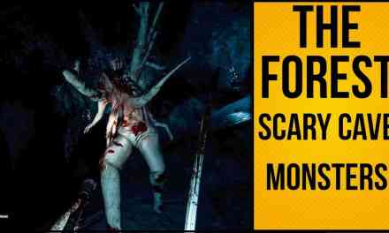 The Forest – Horribly Scary Cave Monsters