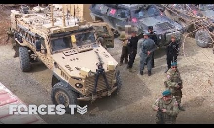 Securing Kabul: Meet The British Soldiers In One Of The World's Deadliest Cities