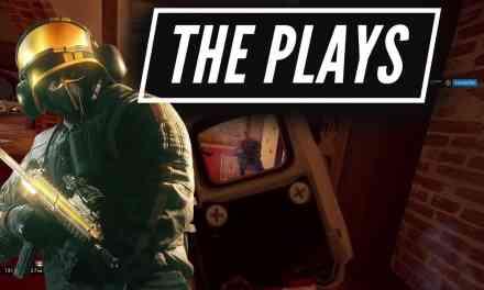 The Plays   Rainbow Six Siege Live Stream