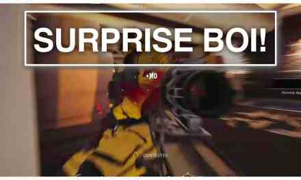 When You Take The Enemy By Surprise | Rainbow Six Siege