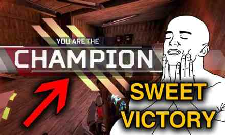 Getting Championship W/ The Boys | Apex Legends Victory!