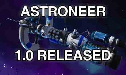 Astroneer 1.0 Out Now! | New Intro, New Menu, New Resources | Super Awesome!