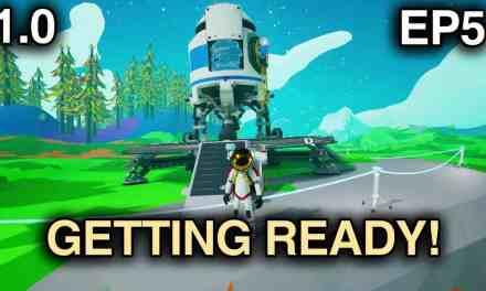 Getting Rocket Ready! | Astroneer 1.0 Playthrough | Ep.5