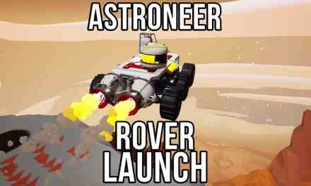 Astroneer: Can We Launch A Large Rover Into Space?
