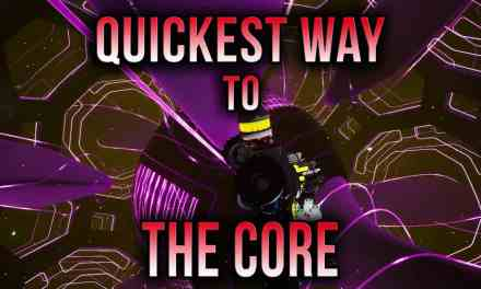 The Quickest Way To Get To The Core In Astroneer