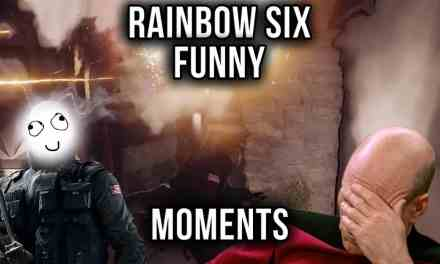 You're Holding It Wrong   Rainbow Six Siege Funny Moments & Highlights