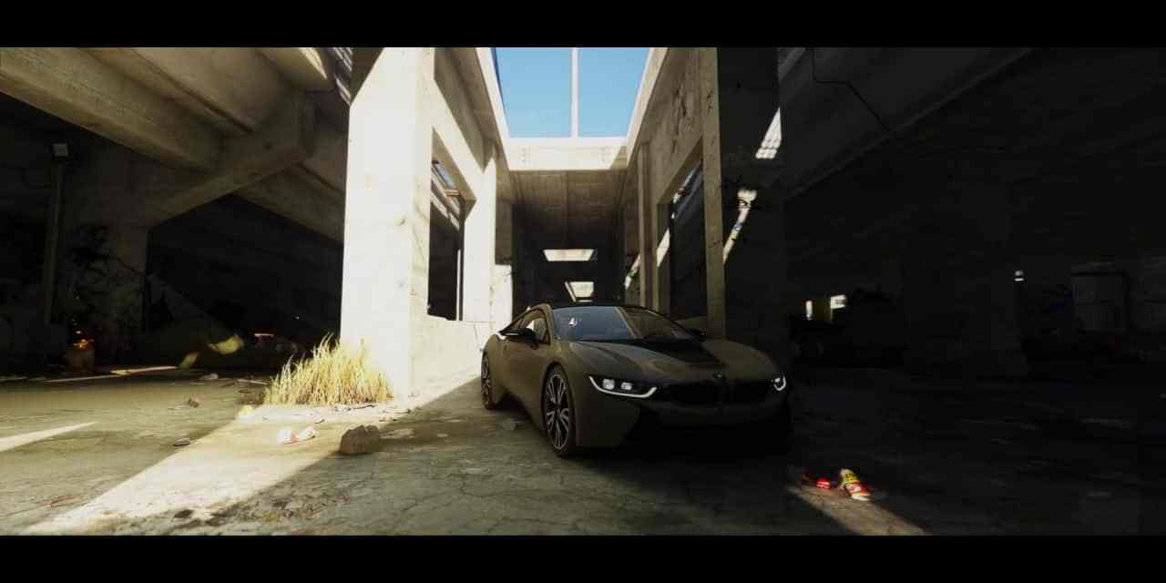 Ray Tracing In Grand Theft Auto?!