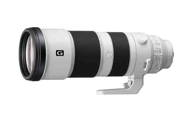 The New Sony FE 200-600 Is Crazy!